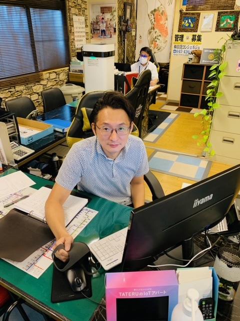 シニアマネージャー 近岡 桂太の画像